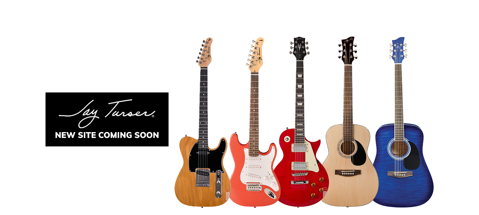 Jay Turser guitars