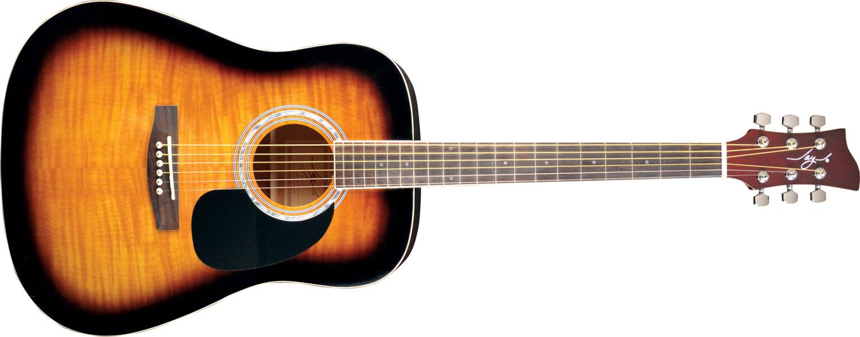 Jay Turser JJ45F Guitar